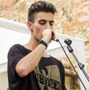 Emilio Gabellieri - Insegnante di Beatbox